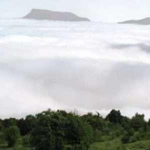 تور جنگل ابر و آبشارهای زیبای منطقه