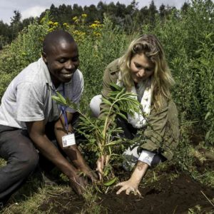 فعالیت در زمینه اکوتوریسم